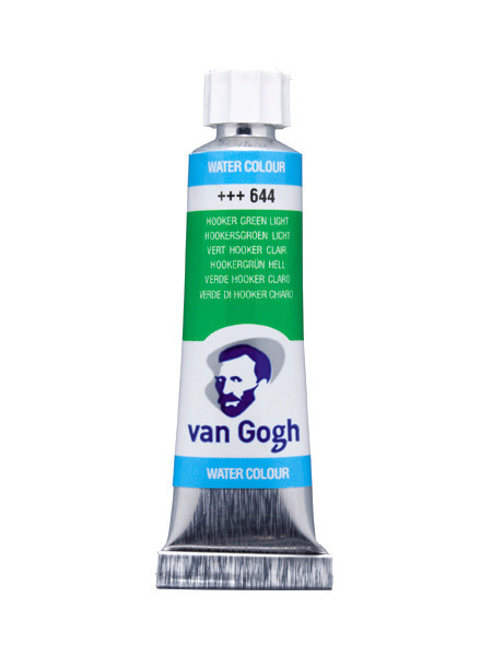 Farba akwarelowa Van Gogh 10 ml - 224 Naples Yellow Red