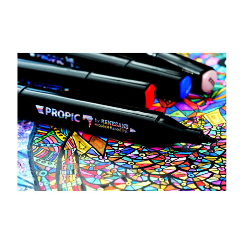 Marker alkoholowy Propic - Red R503