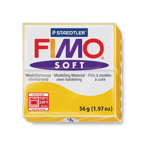 Modelina Fimo SOFT 56g, nr 33 brilliant blue